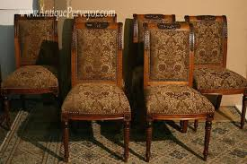 dining room chairs upholstered reupholstered dining room chairs reupholstering dining chair backs