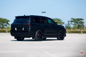 lexus uk lx murdered out lexus lx is unusual but cool motorward cars