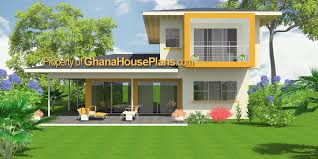 Single Family Home Designs Ghana House Plans U2013 Dadzie Ghana House Plan