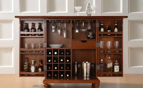 Pier One Bar Cabinet Satisfactory Picture Of Winsome Satisfying Munggah Stimulating