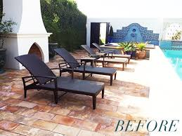 World Market Patio Furniture A Beachfront Backyard With World Market Jungalowjungalow
