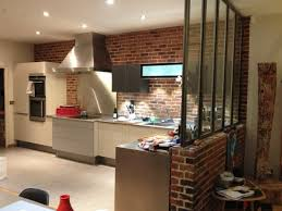 cuisine dans loft yorkais