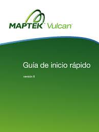 maptek vulcan quick start guide espanol 8 2