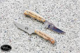 personalized knives groomsmen engraved knife personalized knife custom fixed blade