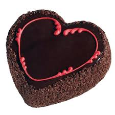 heart chocolate heart chocolate cake same day midnight delivery