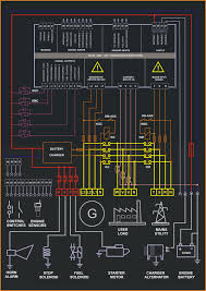 control panel wiring schematic symbols control free wiring