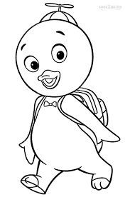 backyardigans coloring pages print backyardigans coloring