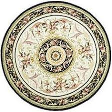 Red Round Rug Allen Roth Tinsley Red Round Indoor Woven Nature Area Rug