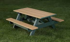recycled plastic lumber furniture