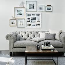hampstead tweed sofa sofas u0026 armchairs the white company uk