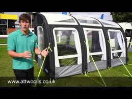 Air Awning Reviews Kampa Rally Air Pro Awning Review 2016 Youtube