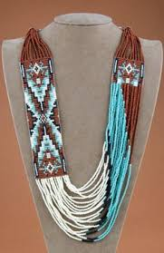 american beaded necklace patterns american jewelry