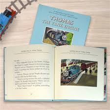 classic the tank engine personalised book
