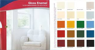 dulux gloss enamel chart hyper paint pty ltd