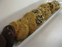 dorie greenspan u0027s cocktail cookies u2013 prospect the pantry