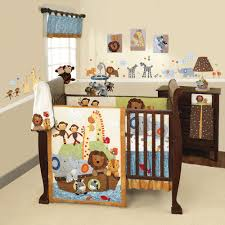Lambs And Ivy Bedding For Cribs by Lambs U0026 Ivy S S Noah Bedding Coordinates
