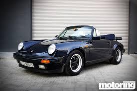 old porsche spoiler classic 1987 porsche 911 3 2 carrera in dubai motoring middle