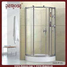 stainless steel frame 3 sided shower enclosure buy 3 sided