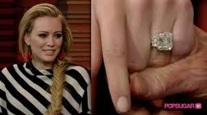 Joanna Gaines Wedding Ring by Hilary Duff Wedding Ring Jewelry Ideas