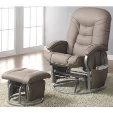 Dawson Swivel Glider Recliner Beige Recliner Chairs U0026 Rocking Recliners Shop The Best Deals