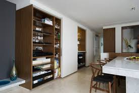 Furniture Hidden Cupboard Dining Table  Dining Chairs Concentrate - Dining table with hidden chairs