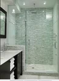 Tile Accent Wall Bathroom Mosaic Tile Shower Accent Wall Sarah Queens Throne Pinterest