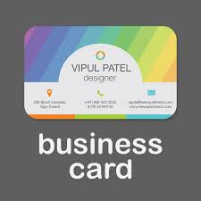 apple business card business card creator create custom design print your own