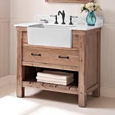 Fairmont Designs Bathroom Vanity Napa 36 Farmhouse Vanity Sonoma Sand Fairmont Designs