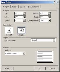 create a tri fold brochure using microsoft word high