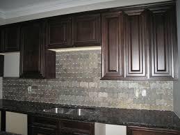 cut tile kitchen backsplash ideas for dark cabinets ceramic yeo lab