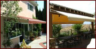 Commercial Retractable Awnings Retractable Fabric Awnings Riverside San Bernardino Orange