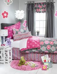 pleasing pink and gray chevron bedding brilliant home decorating