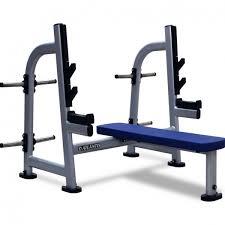Bench Press Machine Bar Weight Olympic Bench Press Atlantis Inc
