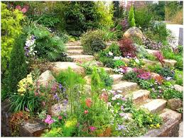 Ideas For Small Gardens by Backyards Excellent Mediterranean Backyard Landscaping Ideas