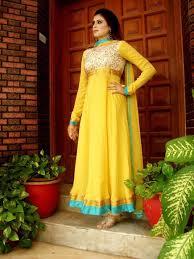 latest pakistani mehndi dresses new mehndi dresses 2017