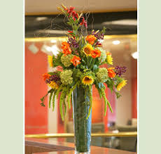 Artificial Flower Arrangement In Vase Silk Plants And Florals Cleveland Oh Plantscaping And Blooms