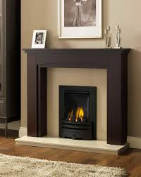 inserts fireplace ideas furniture exciting modern wall interior