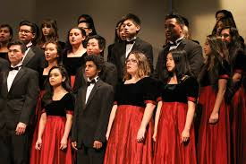 lowell choir brings in the holiday season with music