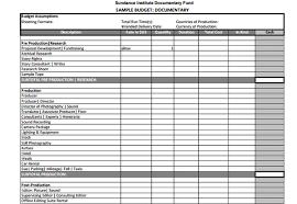 10 movie film budget templates free word excel pdf