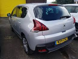 peugeot used car prices used cars peugeot 3008 netherton