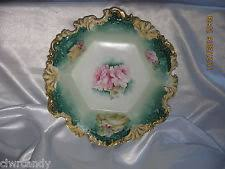rs prussia bowl roses rs prussia bowl roses ebay