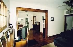 renovated 1920s bungalow arlington house renovation