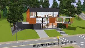 twilight cullen house sims 3 gamer twilight cullen house by tomvanroosmalen m flickr
