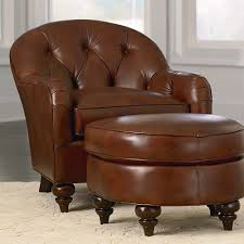 Chair And A Half Recliner Leather Chair American Made Tufted Leather Chair And A Half Cl4440
