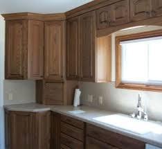 Custom Cabinets Michigan Custom Built Oak Cabinets Finishers Unlimited Monroe