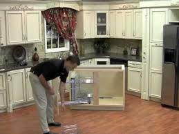 Kitchen Blind Corner Solutions Installing The Premiere Blind Corner Youtube