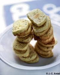 huile essentielle cuisine sablés au sésame à l anis et à l huile essentielle de bergamote