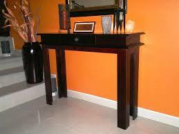 Hallway Table Designs Hallway Table With Mirror Riothorseroyale Homes Best Hallway