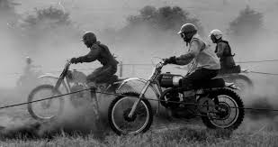 vintage motocross races motorcycle history