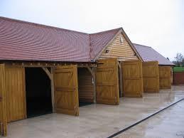 large garage large garage complex upton shires oak buildings
